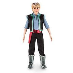 Disney Kristoff Classic Doll - Frozen Fever - 12'' | Disney StoreKristoff Classic Doll - Frozen Fever - 12'' - In his new spring outfit, this classic Kristoff doll will bring favorite <i>Frozen</i>-fevered moments to life. The rugged mountain man's satin sash accents his detailed vest and chunky boots.