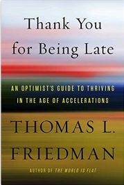 Thank You for Being Late PDF | EPUB | MOBI | MP3 | Thomas L Friedman