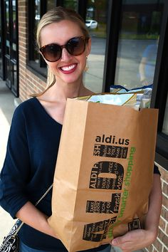 Food blogger, Ali Ebright, shares her favorite everyday things to buy at ALDI.