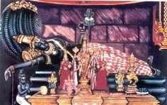 Thiruevvul, also called Thiruvallur is a temple near Chennai, Tamil Nadu. The Moolavar (deity) here is Lord Veeraraghava Perumal with his Thayaar (consort) Kanakavalli . It is one of the 108 Divya desam and part.