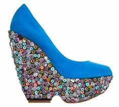 Nicholas Kirkwood - The Mon Mode Blog | The Next Wave of Designer Shoes!