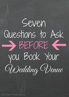 On-Site Wedding Receptions | Questions to Ask Before You Book a Venue #SouthernWeddings #BirminghamWeddings