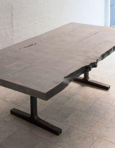 FURNITURE | WEATHERED SLAB TABLE | BDDW