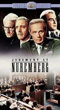 Judgment At Nuremberg..All star cast