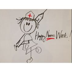 Nurses' Week – I Might Need A Nap