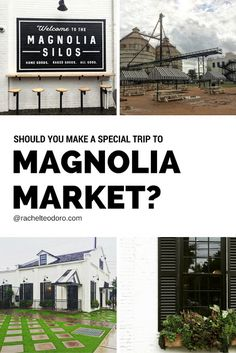 Magnolia Market- Is