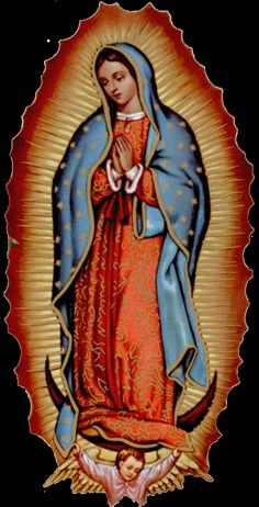 Our Lady Of Guadalupe Virgin Mary Art, Blessed Virgin Mary, San Juan Diego, San Antonio, Mary Tattoo, Catholic Religion, Red Sunset, Chicano Art, Virgen De Guadalupe
