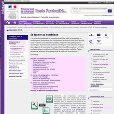 Dossiers documentaires d'Educnet : TICE et éducation numérique | Pearltrees