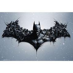Bat Toile Batman 91x61cm