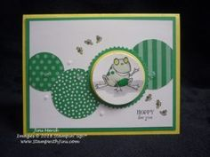 So Hoppy Together & NEW Cling Stamps Masculine Birthday Cards, Handmade Birthday Cards, Handmade Cards, Make Your Own Card, Stamping Up Cards, Animal Cards, Pretty Cards, Scrapbook Paper Crafts, Kids Cards