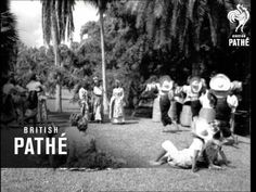 BOAC And Bwia Present A Flying Visit To The Caribbean (1960-1969) - YouTube