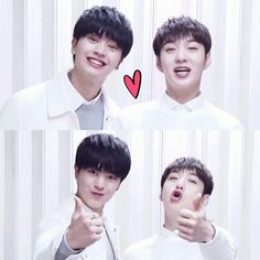 Changsub and Sungjae Changjae ☆ Yooksub @lcs_changjae_ysj