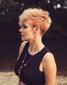 Stylish Pixie Cut Designs - Women Short Hairstyles for Summer