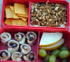 360 Lunch Boxes: Thursday Lunch Boxes. Such an interesting healthy blog