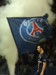 Zlatan Ibrahimovic for PSG