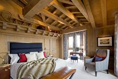 Chalet, Val d'Isere