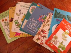Herbal Roots zine has compiled a list of kid friendly herbal books, games, posters and more!