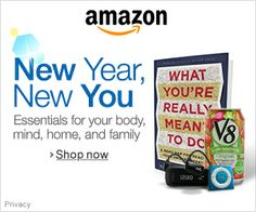 Shop Amazon - New Year New You