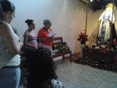 Santo rosario Novena a nuestra Madre Dolorosa, todos los días 4:00 PM en parroquia.