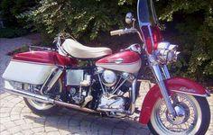 1965 Harley Davidson Panhead