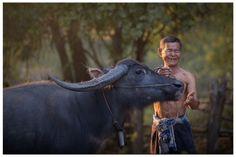ภาพความสุขในวิถีชีวิตแบบไทยๆโดย Sangkhom Hungkhunthod Photo