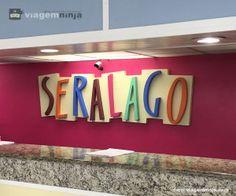 Hotel Seralago Suites, em Kissimmee, perto de Orlando. Bom e barato.