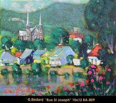 Original mixmedia painting on canevas by Gilles Bedard #GillesBedard #artist #art #mixmediapainting #artist #originalpainting #fineart #canadianartist #quebecartist  #landscape #shadows #light #multiart #balcondart #StJoseph