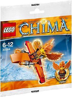 LEGO 30264 Legends of Chima: Frax Phoenix Flyer (exklusives Sonderset, Polybeutel)