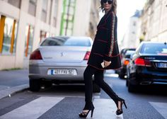 Street style Paris Fashion Week - From Paris with Love