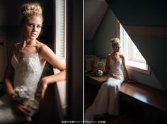 Stunning Caroline wearing @augustajones! Hoffer Photography