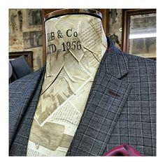 3 Piece Suit by Remus Uomo 3 Piece Suits, Menswear, Style, Swag, Stylus, Men Wear, Men Clothes, 3 Piece Art, Men's Fashion