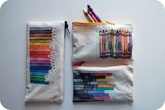 Make an Art Supply Pouch   http://chezbeeperbebe.blogspot.com/2011/03/over-at-whip-up-again-today-make-art.html