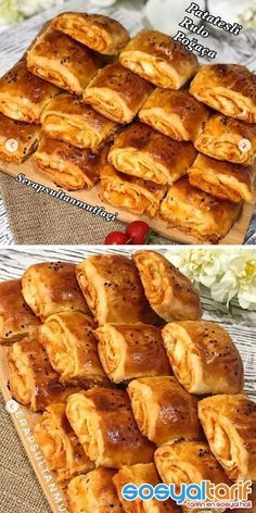 Fashion and Lifestyle Turkish Recipes, Pretzel Bites, Pudding, Hot Dog Buns, French Toast, Brunch, Food And Drink, Potatoes, Bread