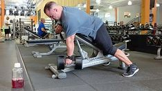 Tip: Chest Supported Dumbbell Row