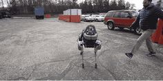 Google Is Selling Robot Company Boston Dynamics to a Japanese Firm
