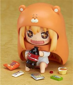 Cheap action figure, Buy Quality himouto umaru chan directly from China figures action figure Suppliers: Hot Good Smile Nendoroid 524 # Manga Comic Anime Himouto Umaru Chan Super Cute 4 Himouto Umaru Chan, Figurines D'action, Anime Figurines, Marchandise Anime, Anime Plus, Chibi, Popular Anime, Mode Shop, Anime Merchandise