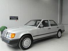 Mercedes-Benz 200-500 (W124) 260 E automaat (bj 1987)