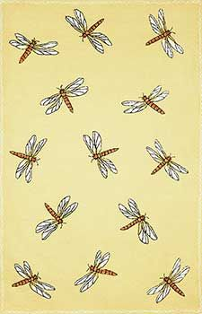 Dragonfly Outdoor Rug Rugs Ideas