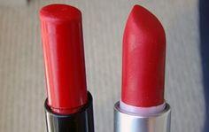 dupe mac-ruby-woo-wet-n-wild-spotlight-red