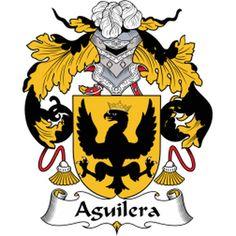 Brasão da Família Aguilera