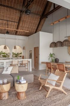 Home Interior Design, Interior And Exterior, Interior Decorating, Yoga Studio Interior, Bali Style Home, Bali Decor, Surf Decor, Living Room Decor, Living Spaces