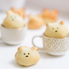 "{find Lauren Lowstan's recipe for these cuties on laurenconrad.com by searching ""bear buns""}"