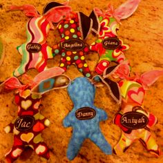 Personalized Easter stuffies