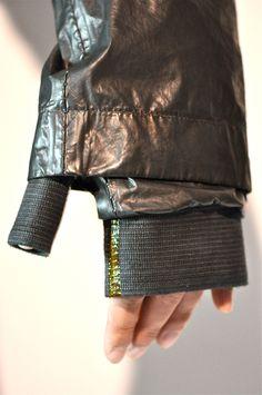 Carol Christian Poell glove detail