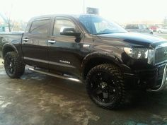 Blacked Out Tundra