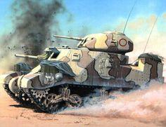 El Alamein 1942 - pin by Paolo Marzioli