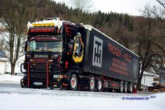 Scania schubert