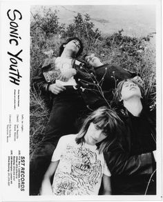 Sonic Youth... remember Arnaud
