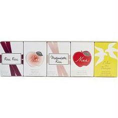 JUST IN: Nina Ricci Gift S.... SHOP NOW! http://www.zapova.com/products/nina-ricci-gift-set-nina-ricci-variety-by-nina-ricci-2?utm_campaign=social_autopilot&utm_source=pin&utm_medium=pin