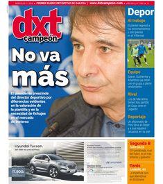 Un blog dedicado al Deportivo de la Coruña. Editado por Manuel López Mariño